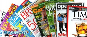 Browse through Magazine Subscriptions