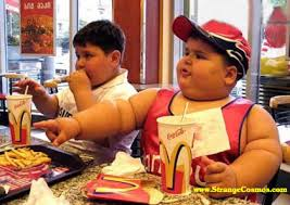 Children are getting Fatter