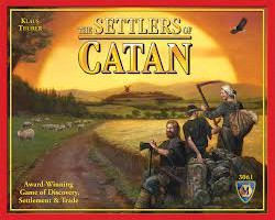 Settlers of Catan Boardgame