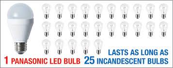 Light Bulb Comaprison