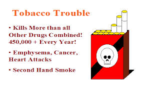 Tobacco Trouble