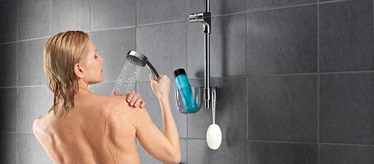 Showering, instead of bathing, saves Water