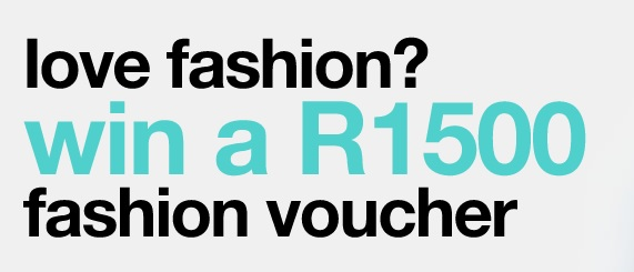 Win a R1500 clothing voucher
