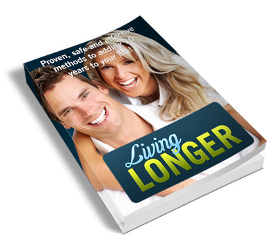 Get the Living Longer Book Now!