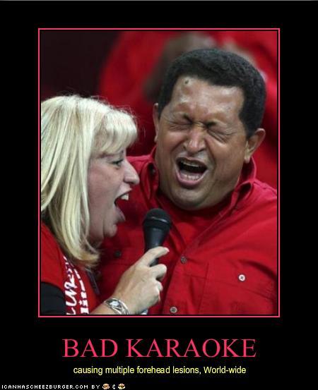 Bad Kareoke