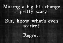 Dont have regrets