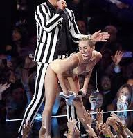 Miley Cyrus promoting sexual immorality to Pre-Teens