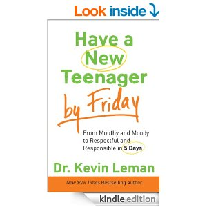 Browse some helpful books on Raising Teenagers