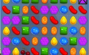 Candy Crush Game Addiction on EnjoyLife