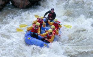 White Water Rafting on EnjoyLife.co.za