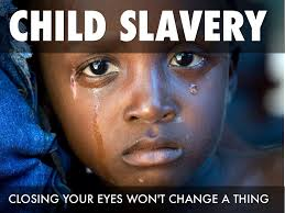 We Need to Stop Child Slavery