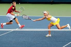 Mixed Doubles - Playing Tennis as a Couple