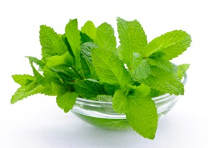 Mint leaves to prevent allergies on Enjoy Life