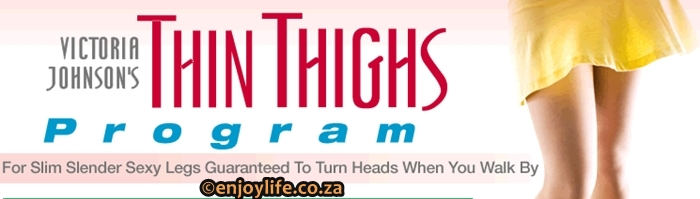 Thin Thighs program on Enjoy Life