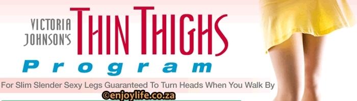 Thin Thighs program on Enjoy Life