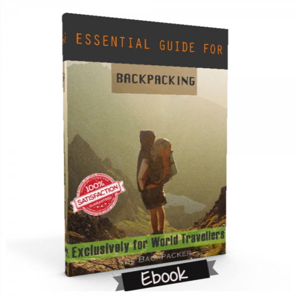 Check out this great Backpacking Book (click the image)