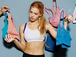 Choosing a Sports Bra