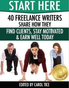 Start Here Freelance Writing
