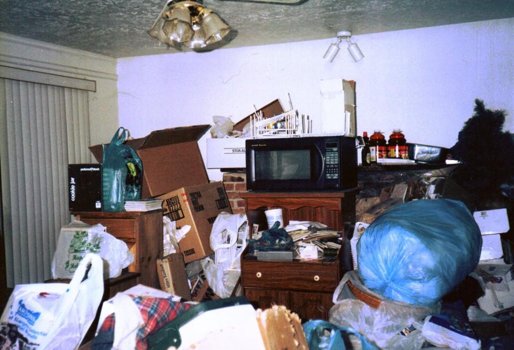 hoarding from wikipedia
