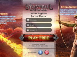 Play Stormfall for Free on EnjoyLife