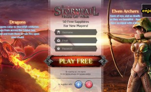 Play Stormfall for Free on EnjoyLife