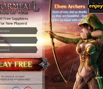 Play Stormfall for Free on EnjoyLife sml