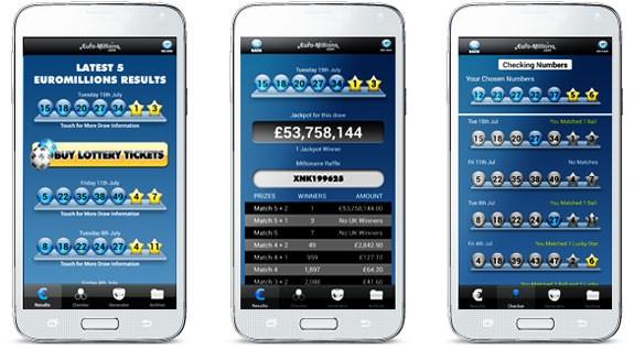 Latest Lotto Millionaires