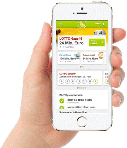 Top Free Lotto Apps on Mobile Phone