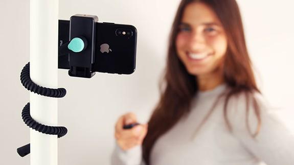 gekko stick - selfie stick
