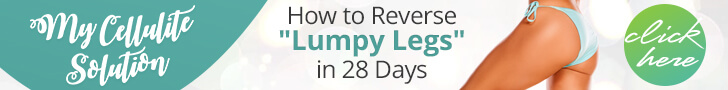 get rid of fat lumpy legs